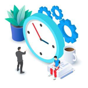 Sales Skills - Time management