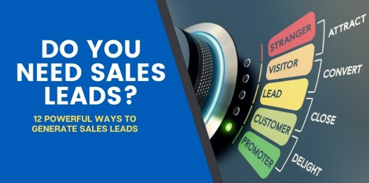 12 Powerful Ways to Generate Sales Leads