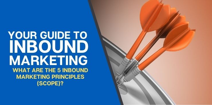 What are the 5 Inbound Marketing Principles SCOPE