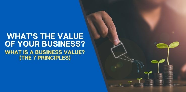 What is a Business Value The 7 Principles