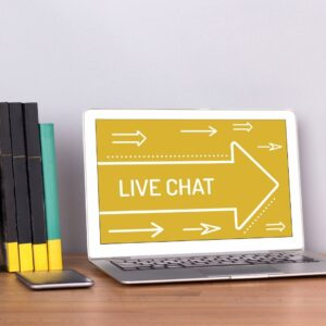 Implement a Live Chat Service for Customer Support