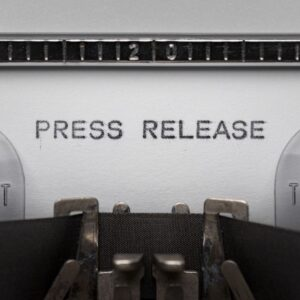 Issue a Press Release