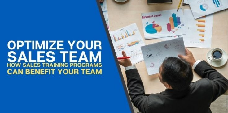 How Sales Training Programs Can Benefit your Team