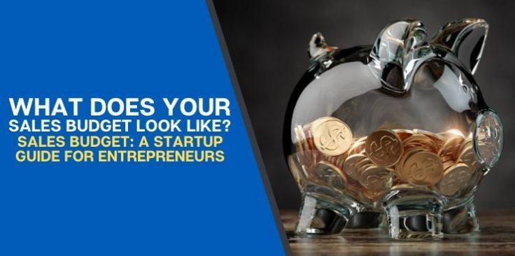 Sales Budget: A Startup Guide for Entrepreneurs