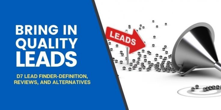 D7 Lead Finder: Definition, Reviews, and Alternatives