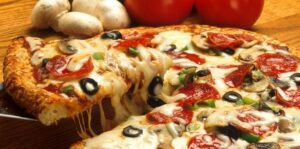 Dominos Pizza Offer Convenience