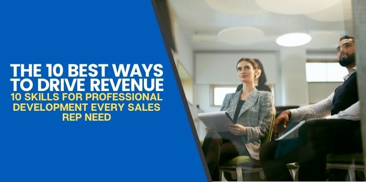 Every Sales Rep Need