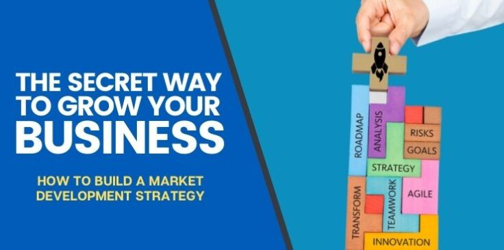 How to Build a Market Development Strategy