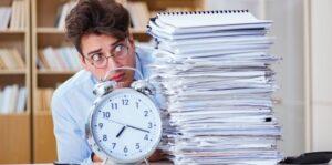 Schedule Deadlines
